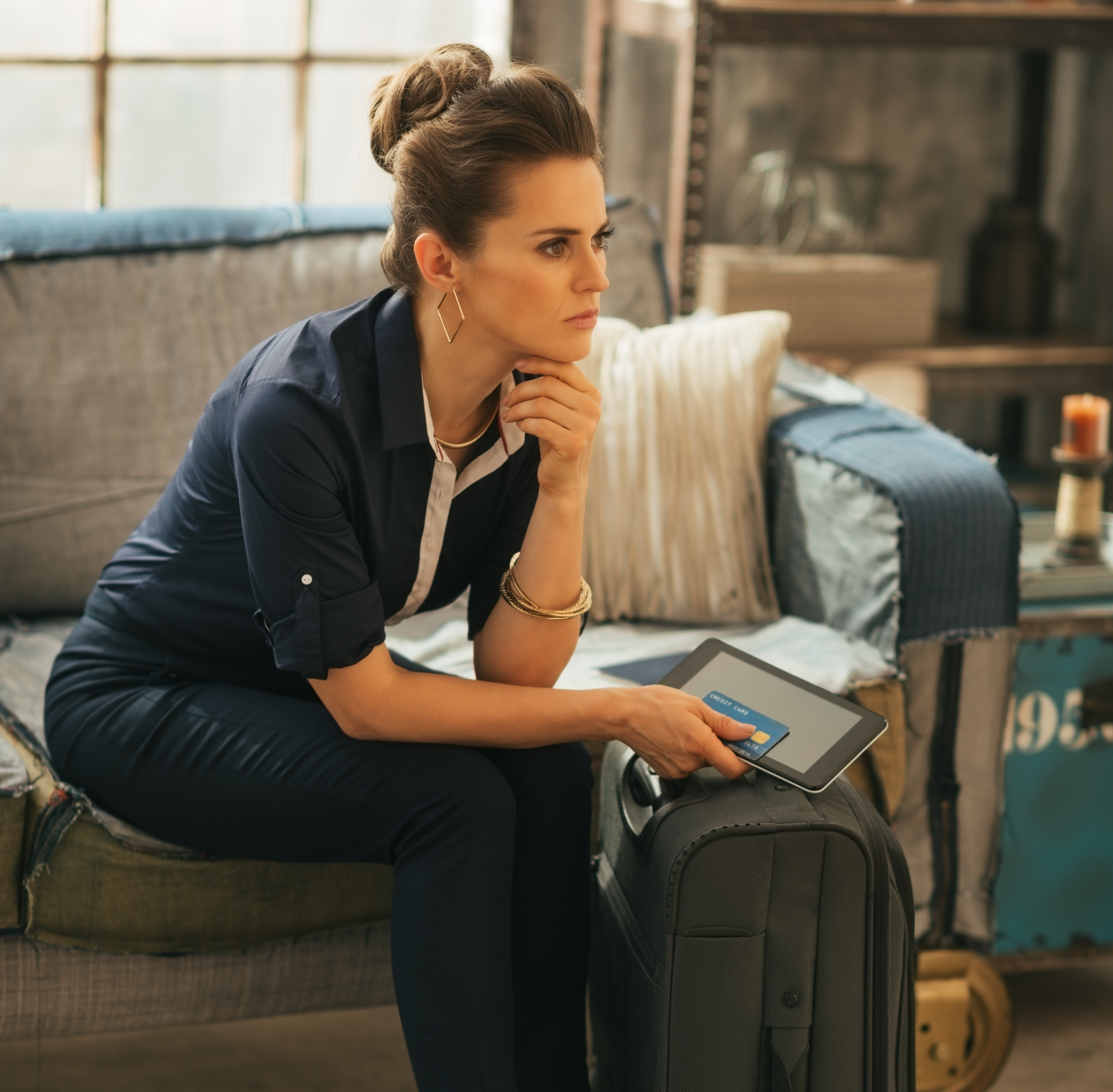 Airline Travel Tips – Skipping the Checked Bags