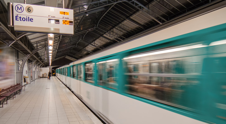 Paris Train Subway Tips