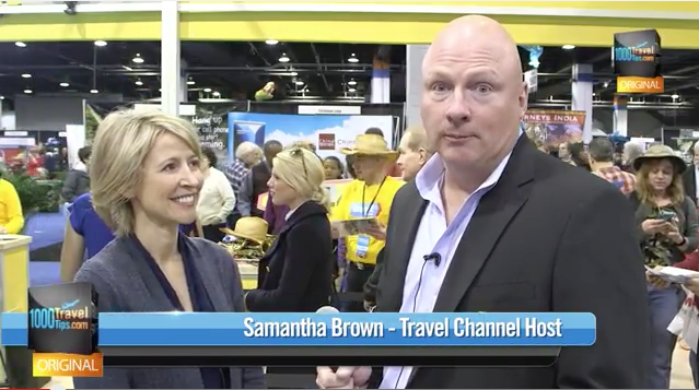 Samantha Brown's Tips for First-Time International Travelers