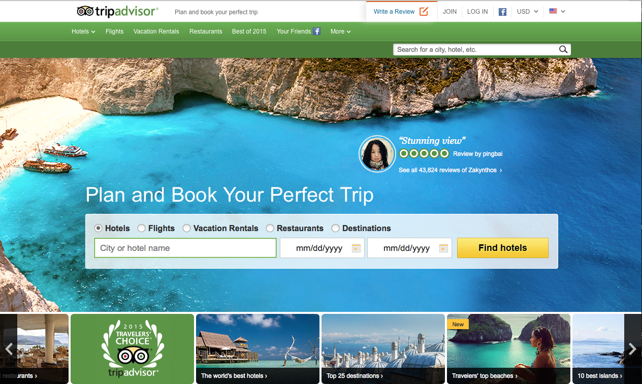 Reading Online Travel Reviews like a Pro