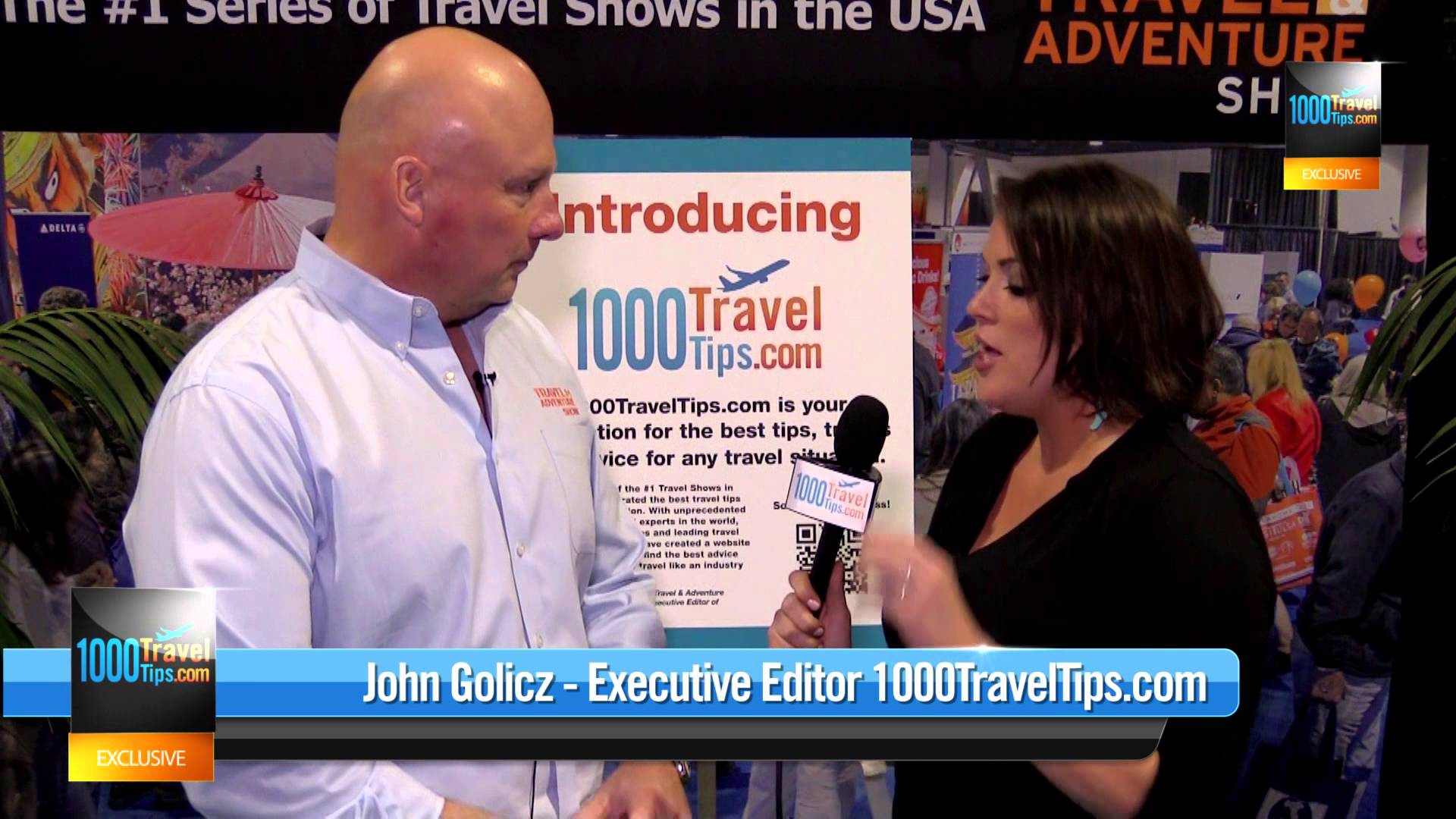 John Golicz's Top Tips for Tech & Travel
