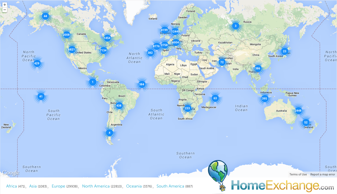Saving on Travel with Home Sharing