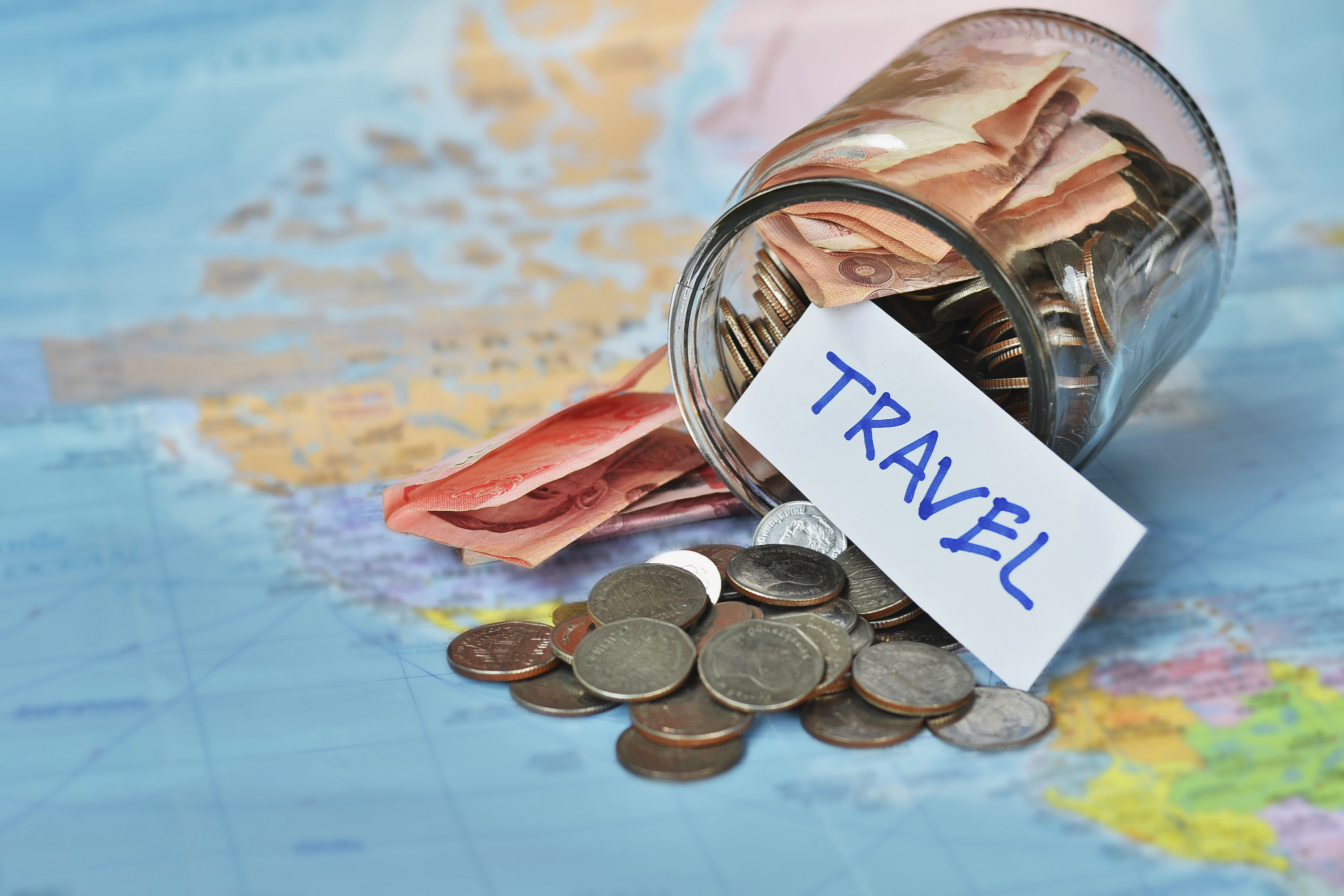 ways to save for travel