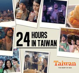 Taiwan – Heart of Asia