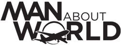 Man About the World Logo
