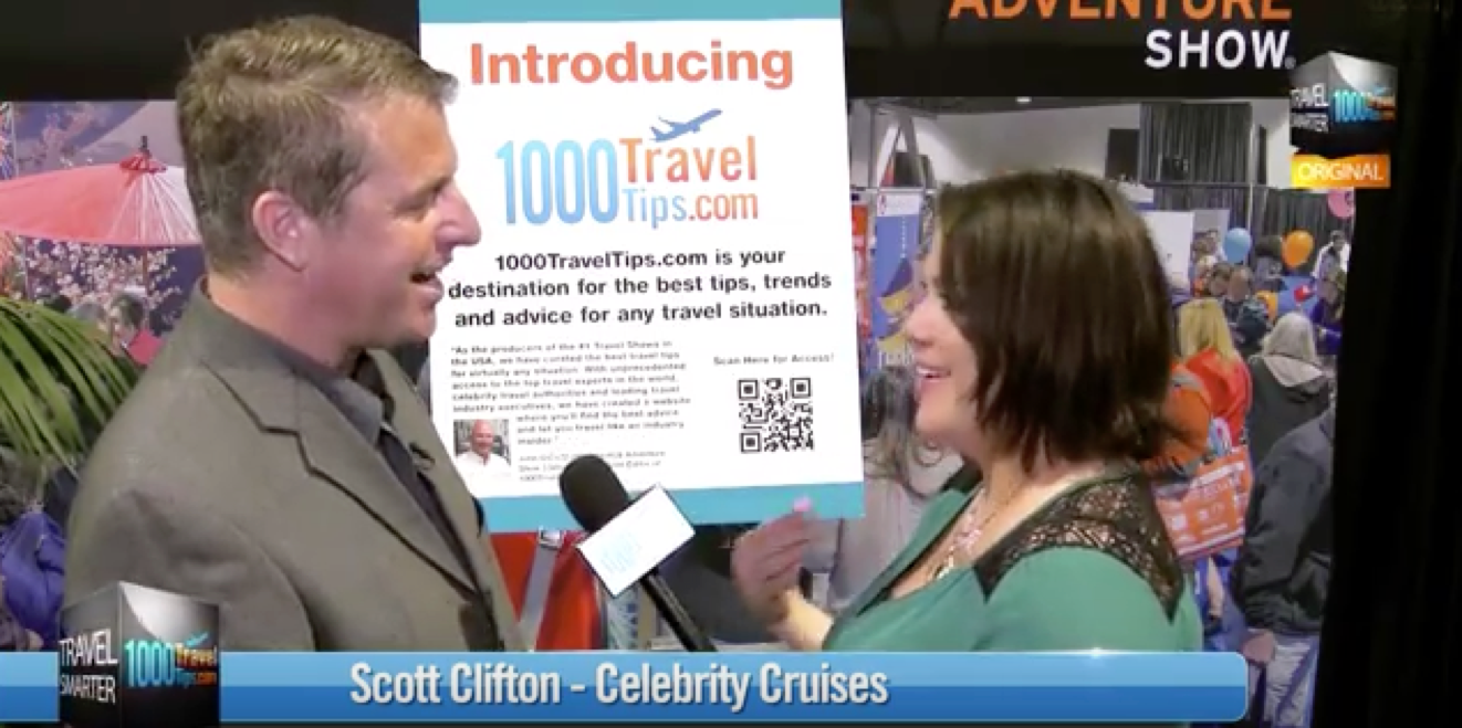 Cruise Tips from Celebrity Cruises