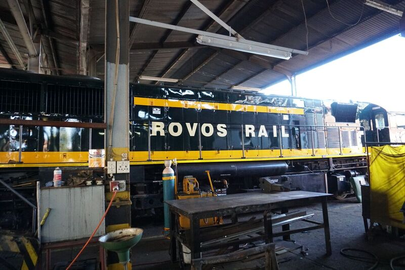 Train Travel in South Africa: Rovos Rail
