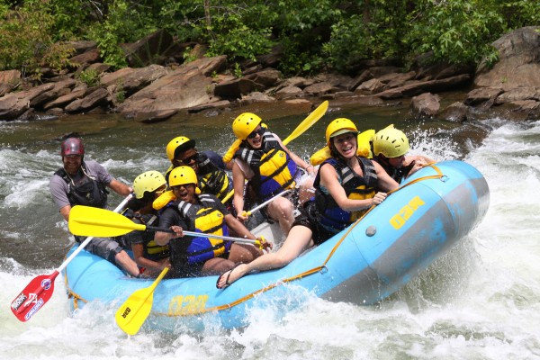 White Water Rafting Chattanooga Tennessee