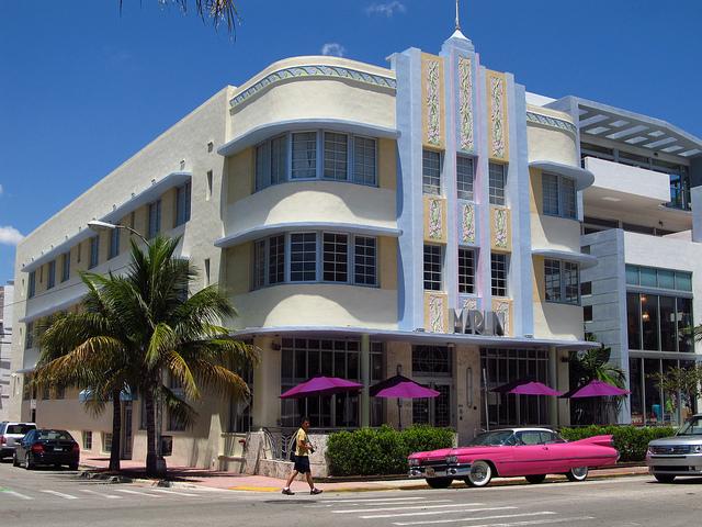 Boutique Hotels in Miami