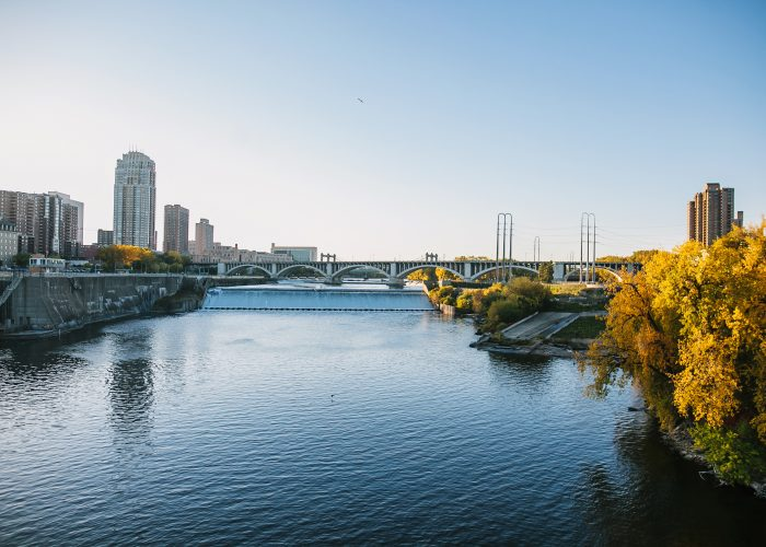 Minneapolis & St.Paul-Minnesota