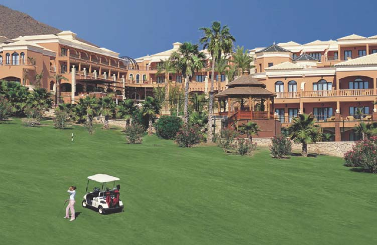 All Inclusive golf resorts in Spain