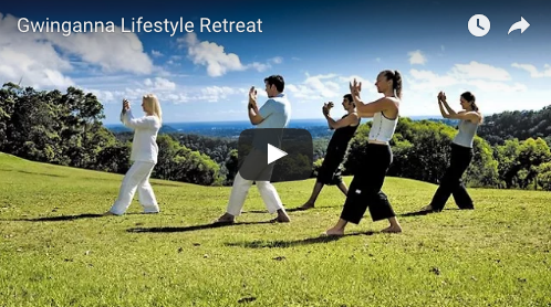 Video: Gwinganna Lifestyle Retreat