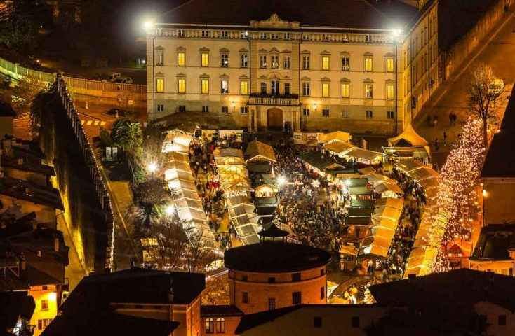 trento italy christmas market