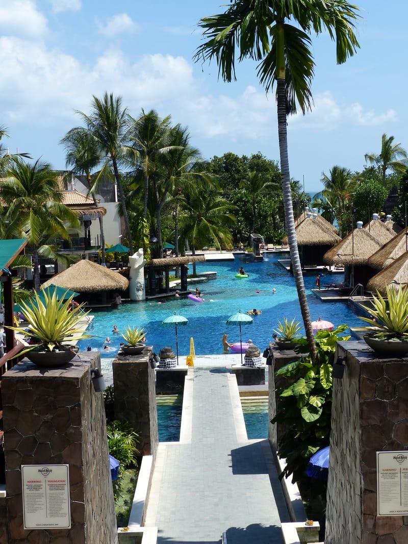 Hard Rock Hotel, Kuta Bali