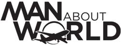 man about world logo