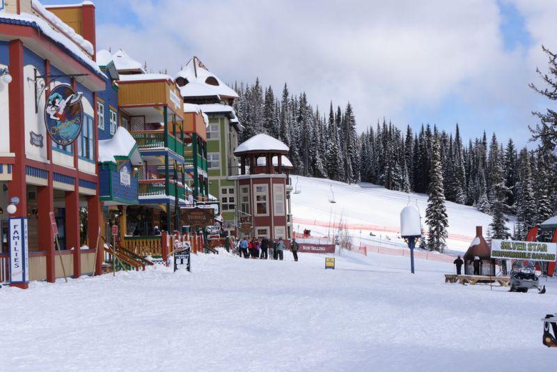 Silver Mountain Ski and Summer Resort