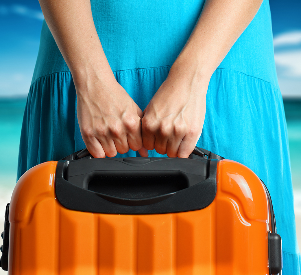Ship Your Luggage Ahead: Travel Benefits
