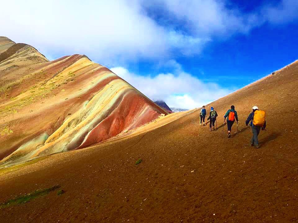 Explore the Rainbow Mountains of Peru