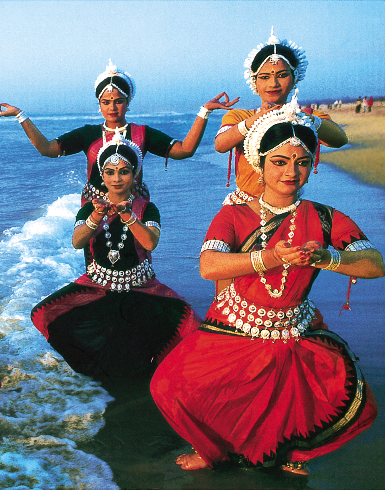 Local Dance Traditions of India