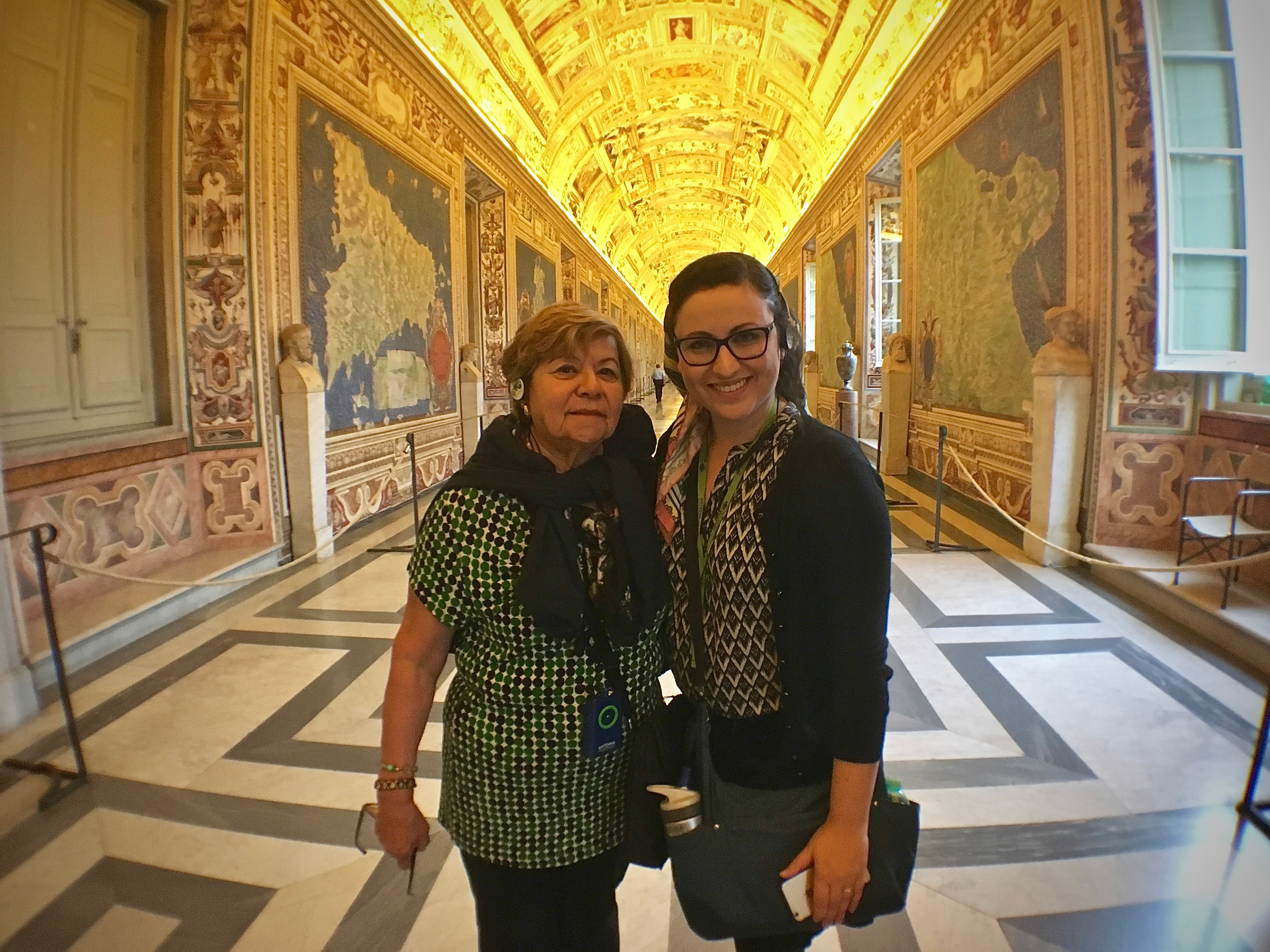 Vatican Tour Shot