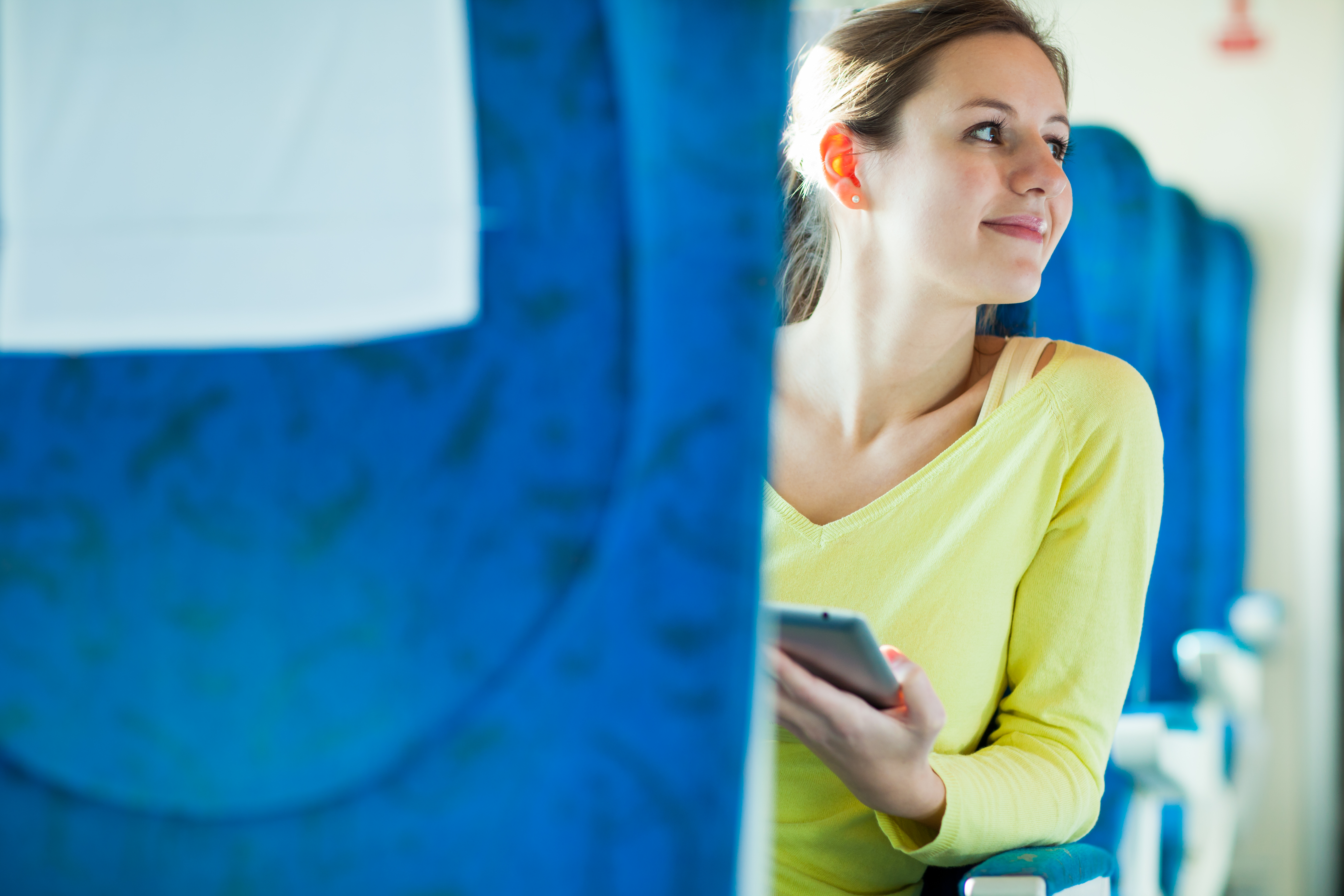 staying healthy on your flight