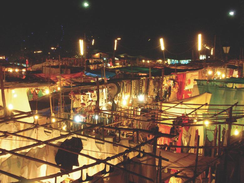 Nightlife in India