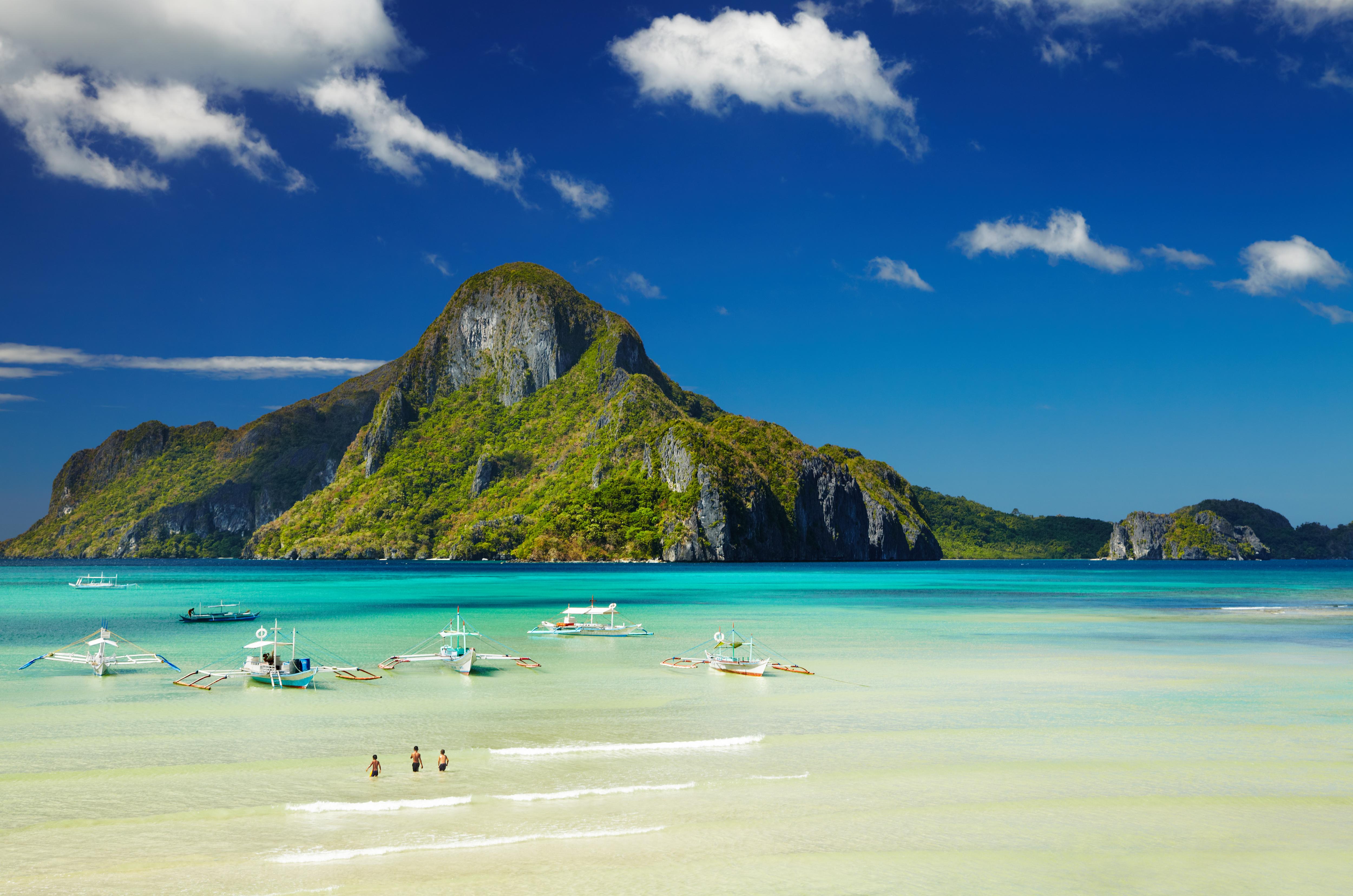 Palawan Island Image