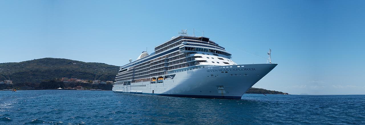 regent cruise ship