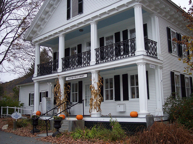 Fall Getaways Grafton VT