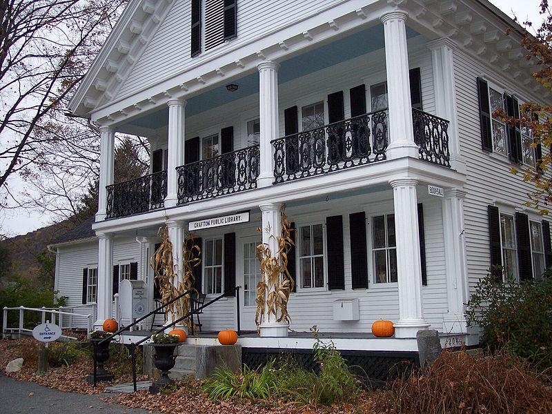 Fall Getaways Grafton VT