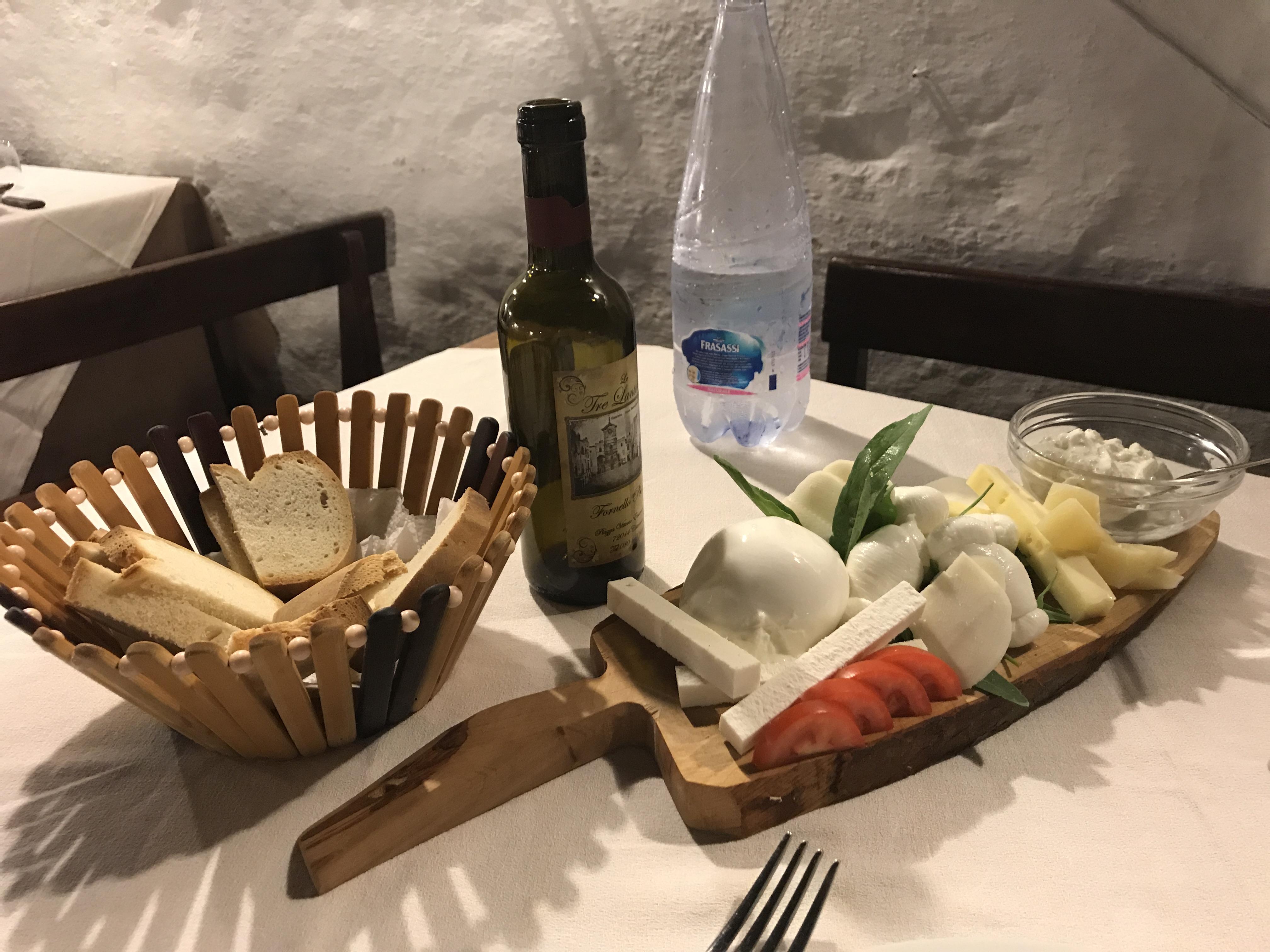 Cisternino Dinner