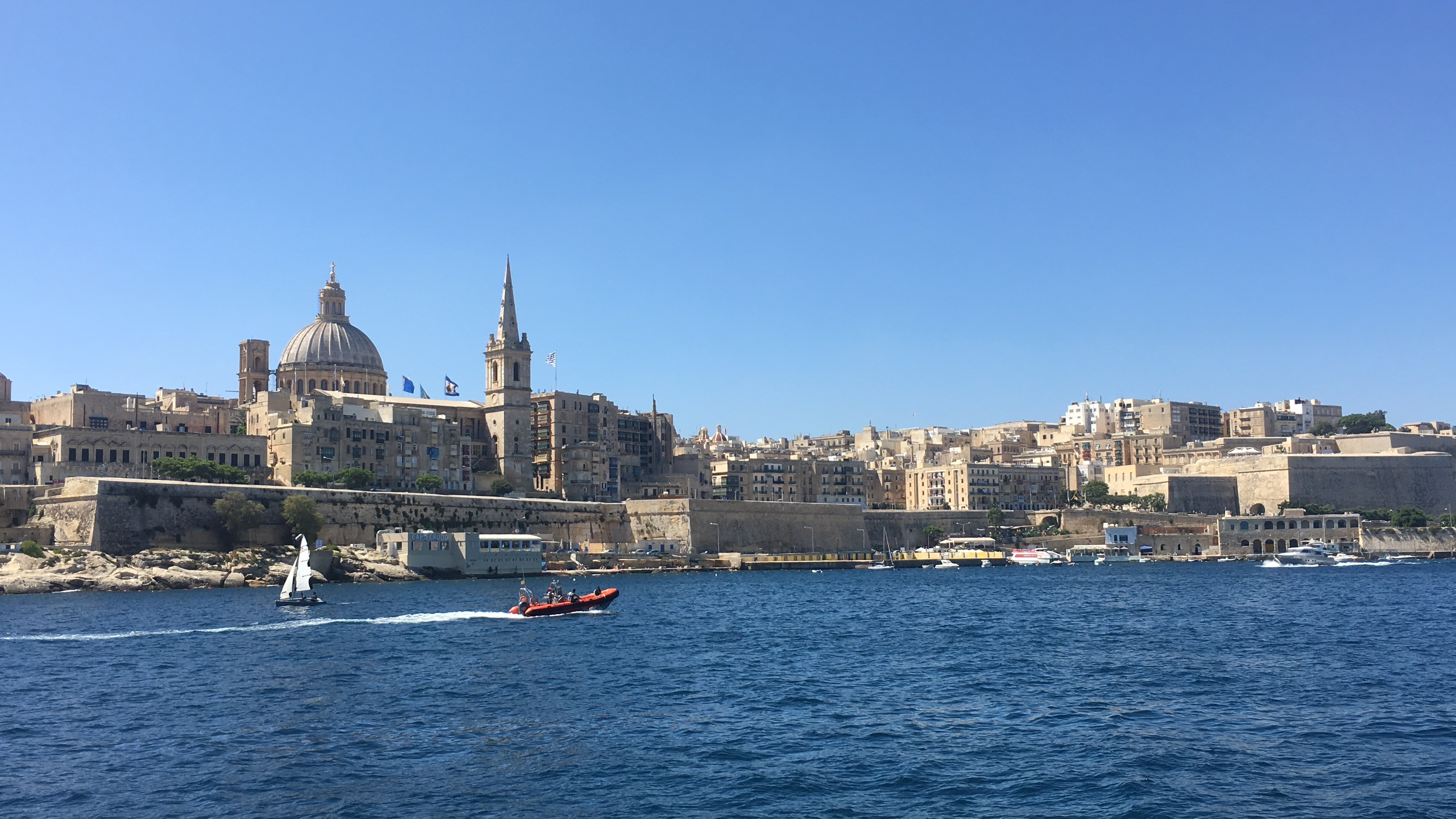 Malta GoT location