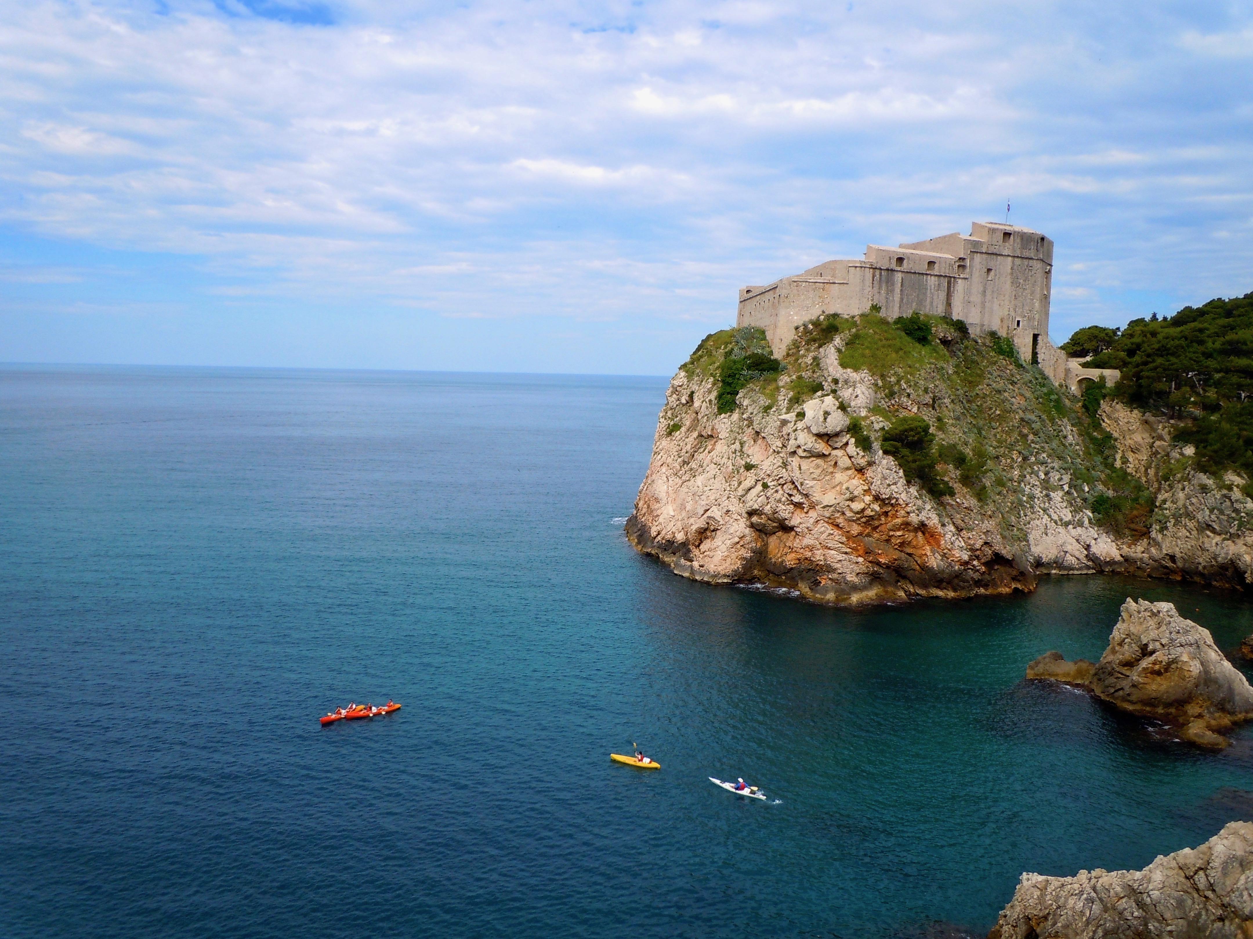 Dubrovnik Old Town – King's Landing