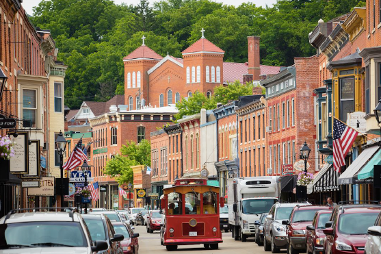 Galena, Illinois – Things To Do
