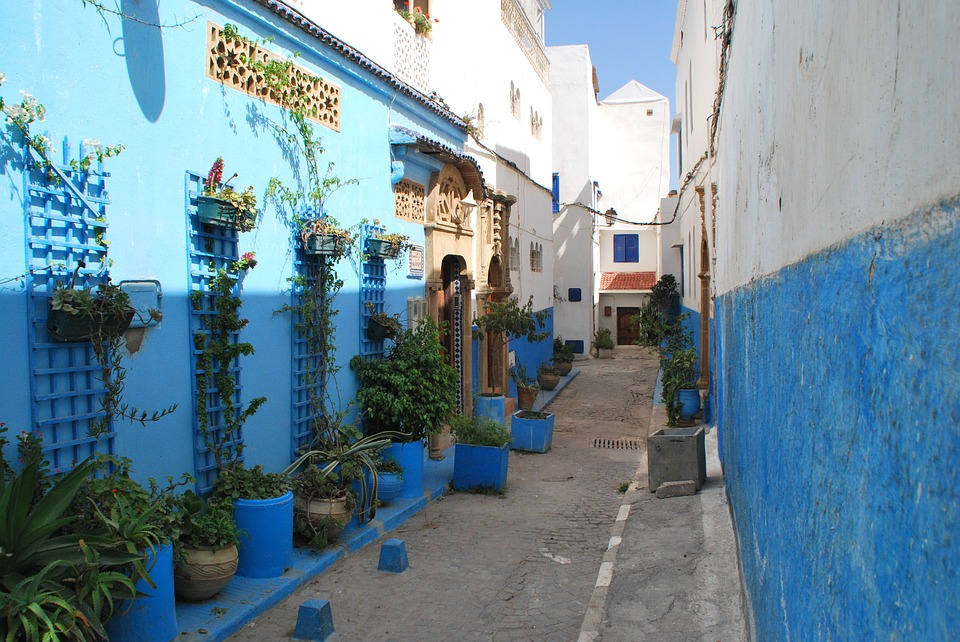 Stupefying Chefchaouen Morocco