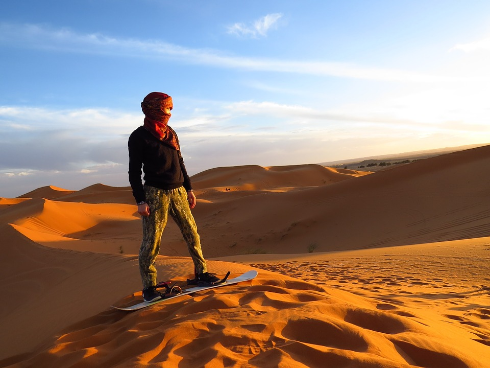Morocco Activity Guide