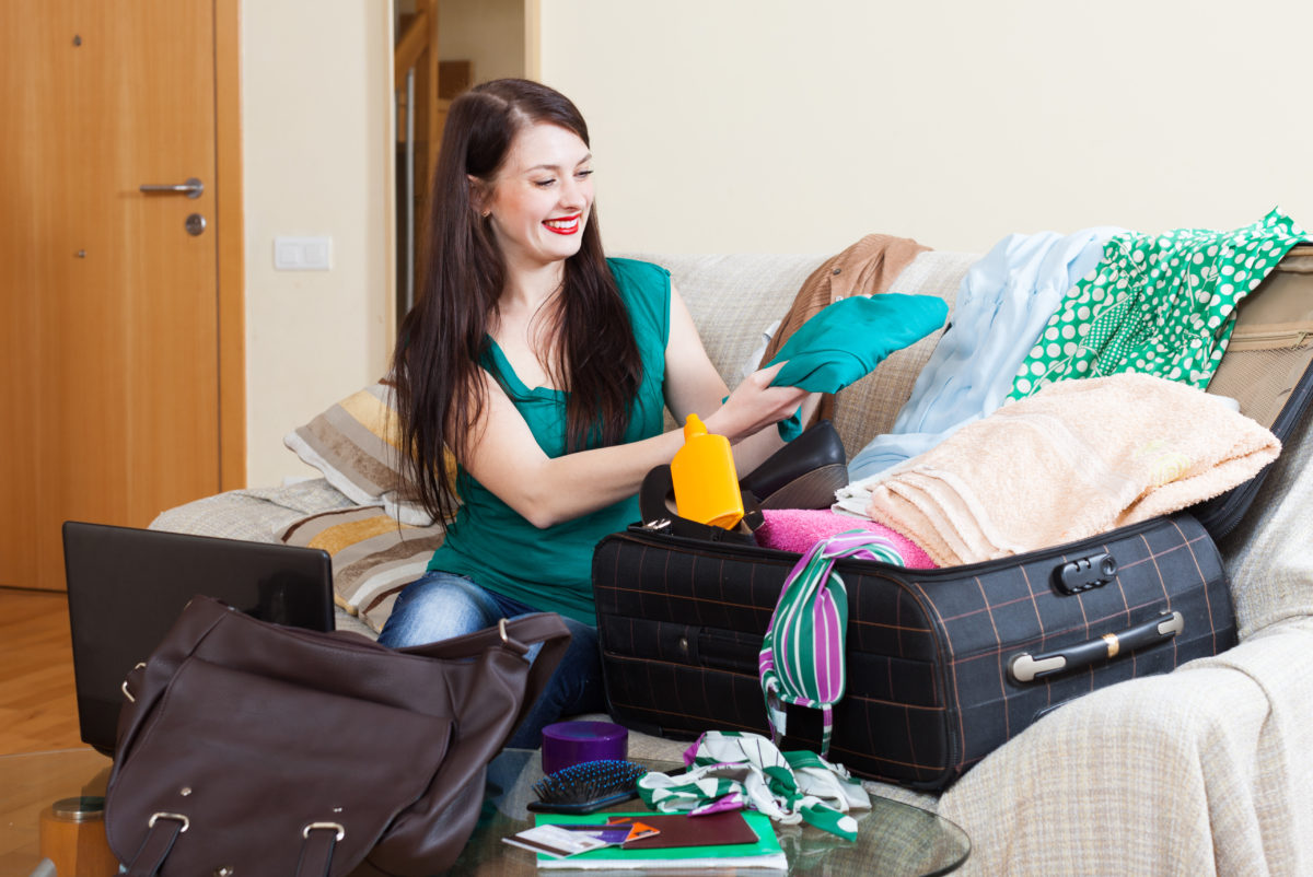 7 Packing Tips For a Better Vacation