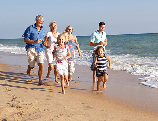 Multi-Generational Travel Tips