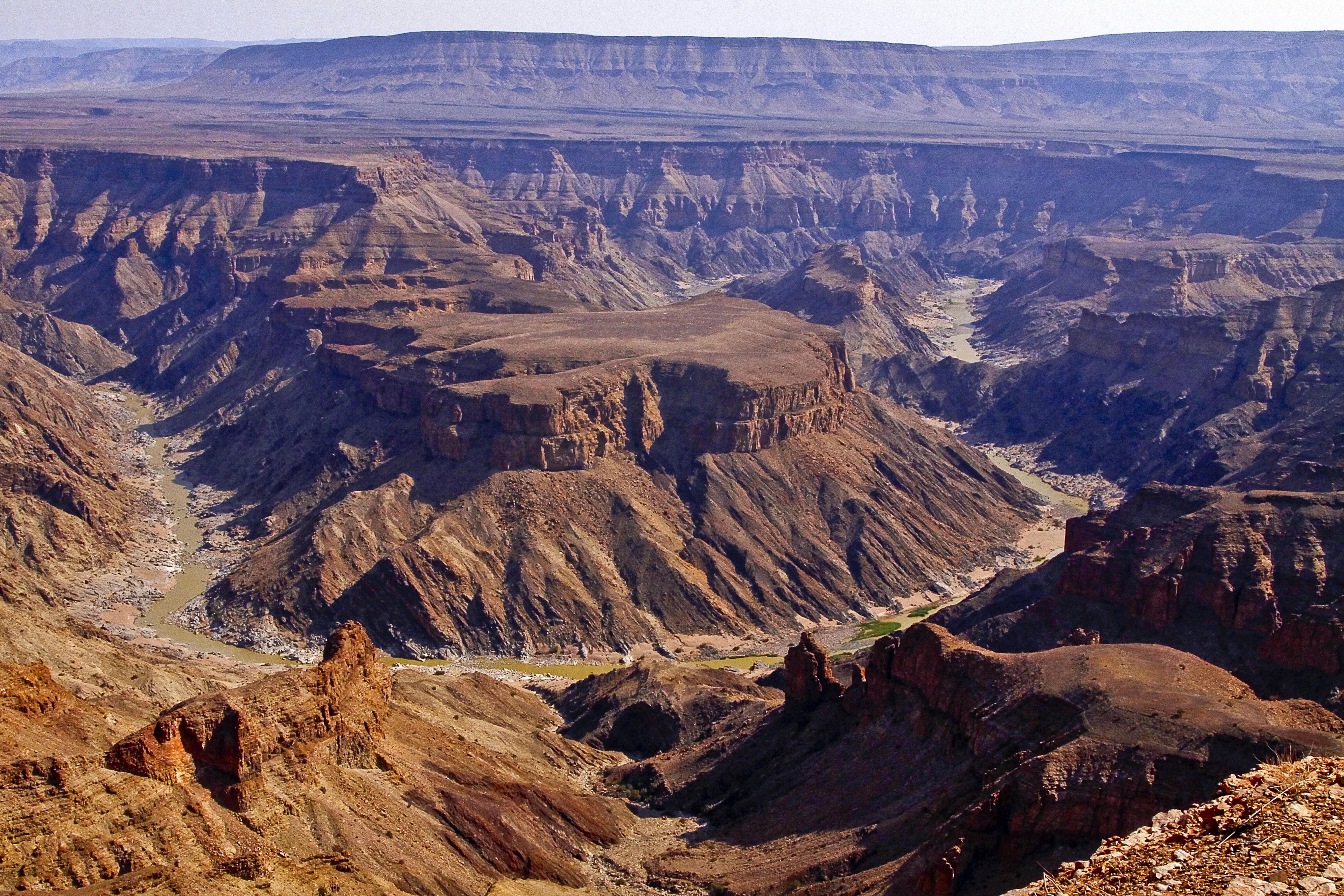 fish river canyon shot
