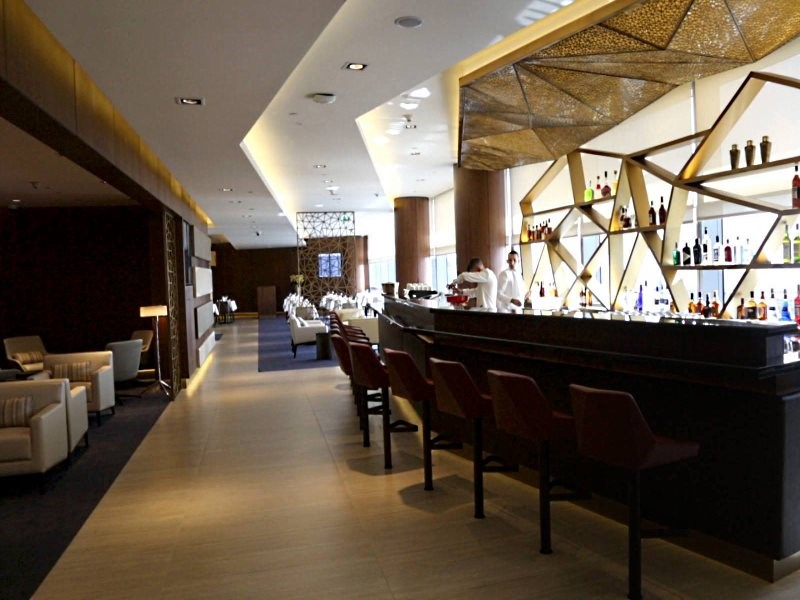 Airport Airline Lounge