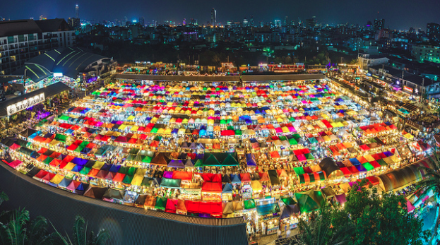 hotel stays in Bangkok